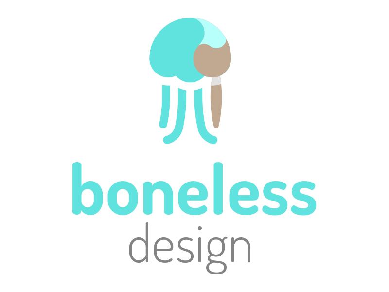 Boneless Design Logo