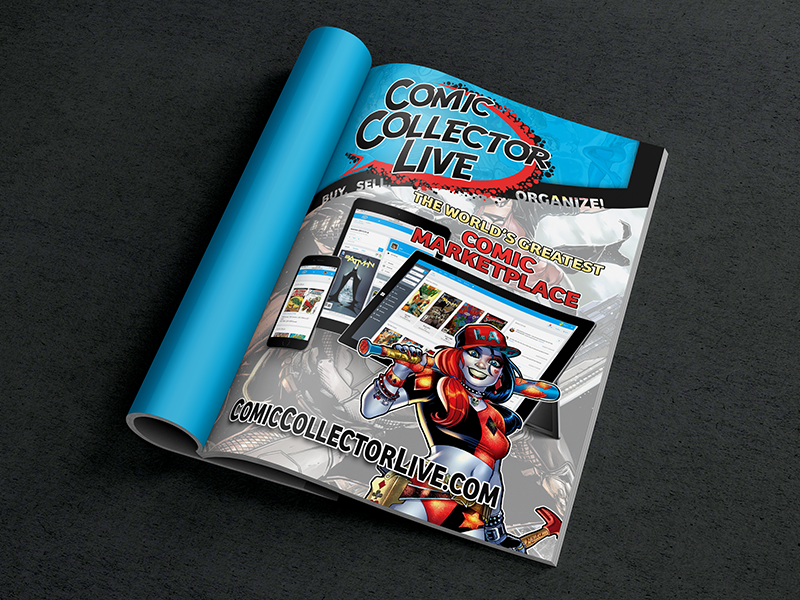 CCL DC Comics Ad