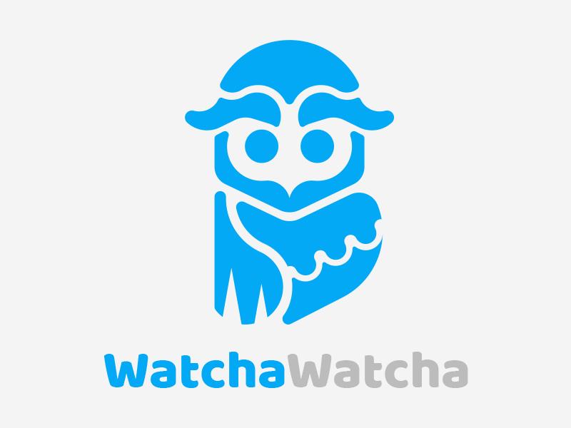 WatchaWatcha Logo Variant